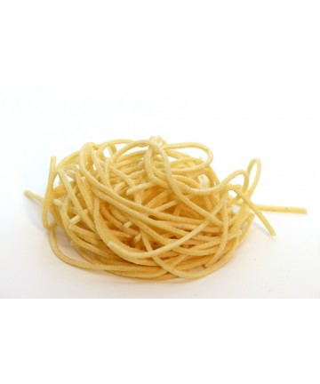 Espagueti  d'ou, caixa de 750 gr.