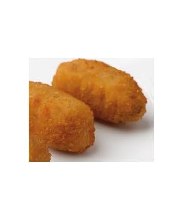croquetes de pollastre rostit 25 gr. bossa 1 kg.
