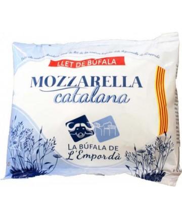 Mozzarella Búfala Catalana, 125 gr. caixa de 4 u.