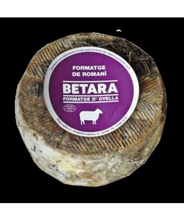 Formatge Betara d'Ovella amb Romaní (450 gr)