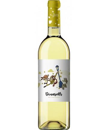 Vi blanc Dinarells 2019, DO Empordà