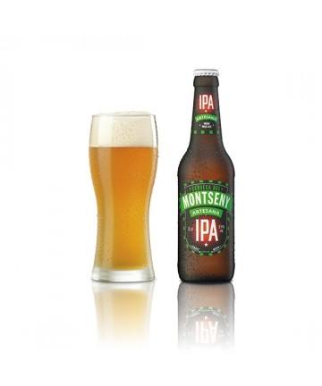 Cervesa del Montseny Ipa Aniversary Ampolla 33 cl. pack 4 unitats