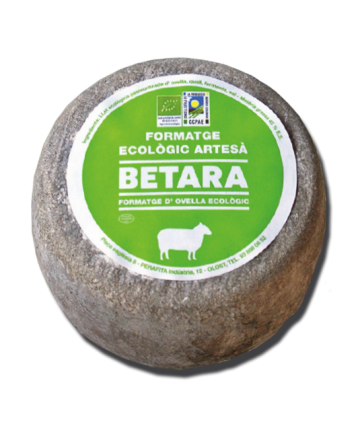 Formatge Betara Ovella Ecològic (300 gr)