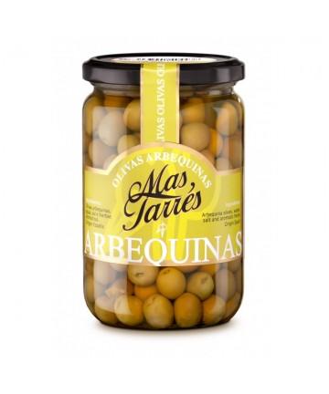 Olives Arbequines Mas Tarrés (220 cl)