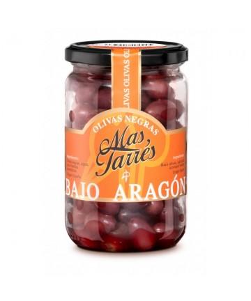 Olives Negres Naturals Mas Tarrés (210 gr)