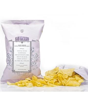 Patates San Nicasio Oli Extra Verge d'Oliva (150 gr)