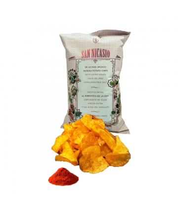 Patates San Nicasio Pebre Vermell de la Vera (150 gr)